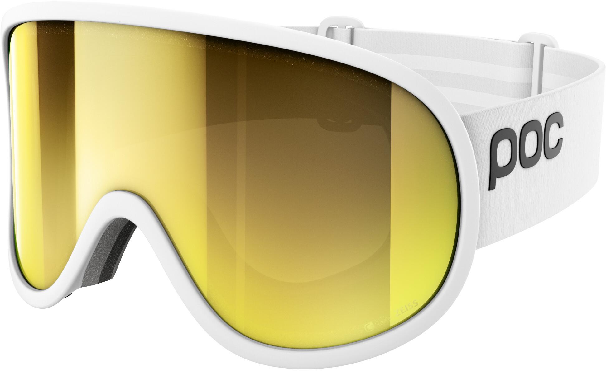 3b16cbc584b5b POC Retina Big Clarity - Lunettes de protection - blanc sur CAMPZ !